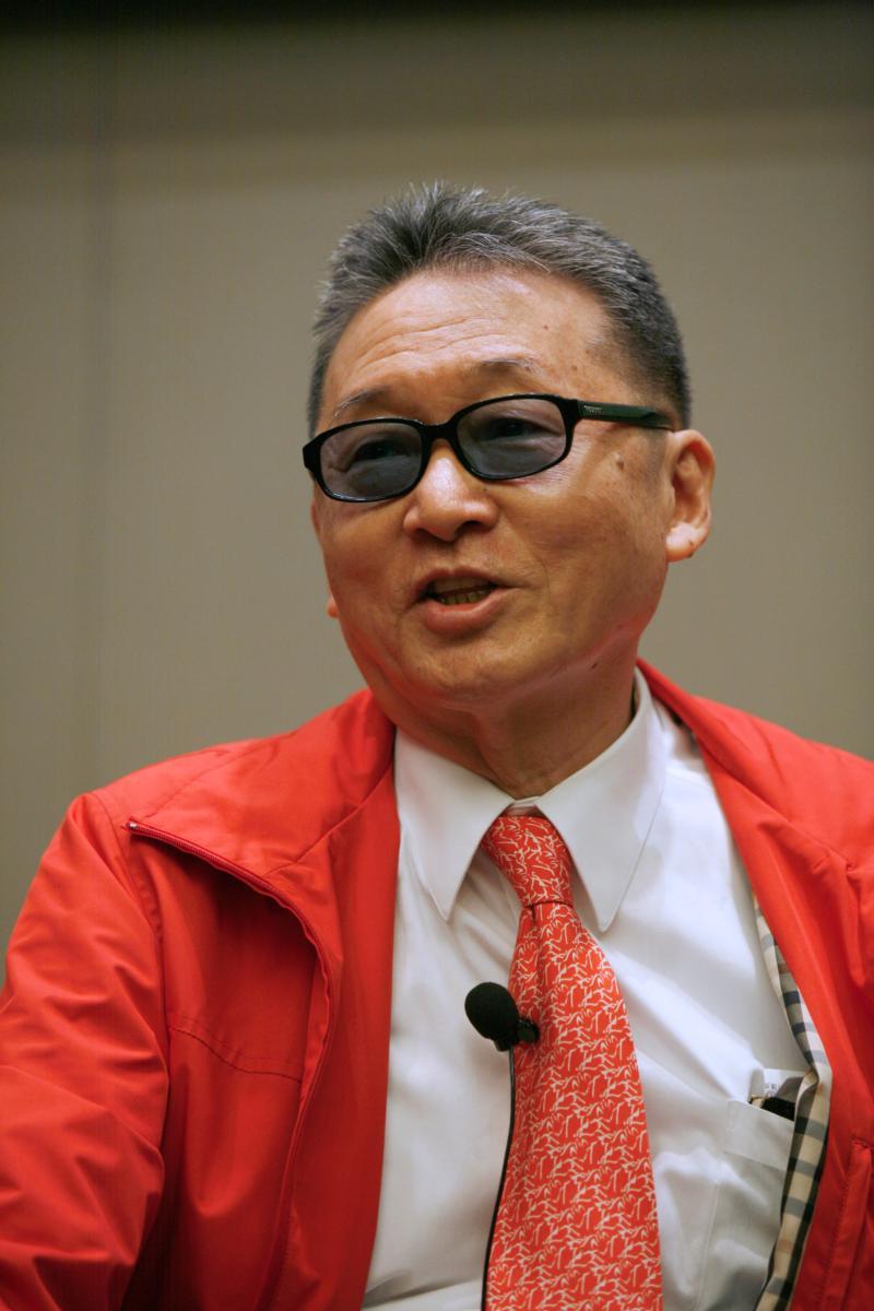 李敖:要按毛泽东的路子,中国早已超美(图) - 纽约文摘 - 纽约文摘
