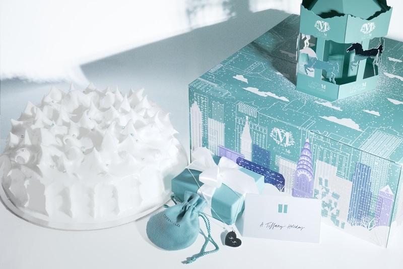 【節日溫暖祝福】Tiffany X Lady M 首推節日限定慈善蛋糕