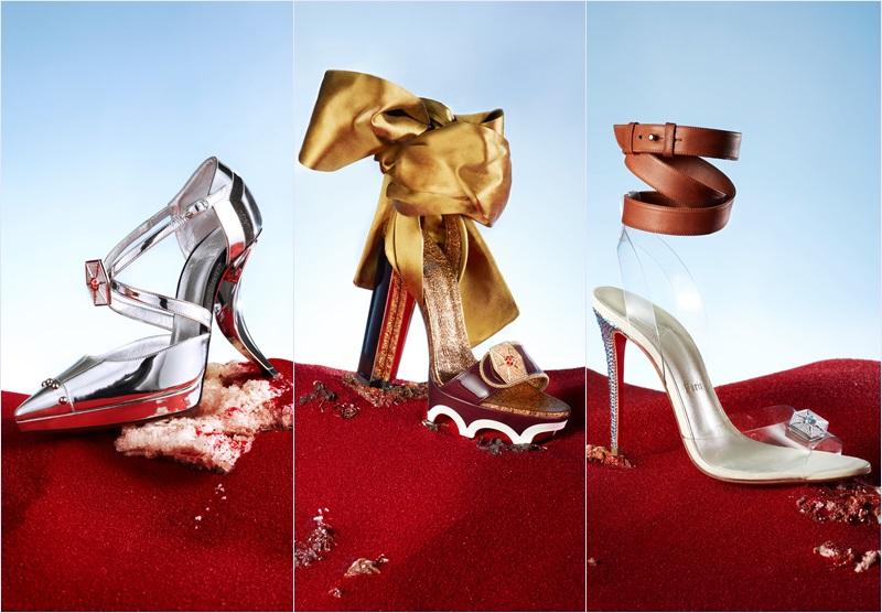 【高跟鞋與電影】Christian Louboutin X Star Wars 給女生愛上《星戰》的理由
