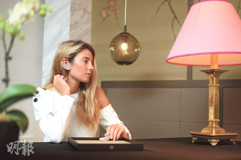 第四代傳人Lucrezia Buccellati 珠寶家族首位女設計師