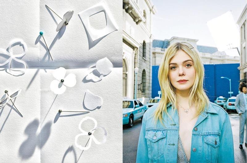 剪紙激發珠寶創意  為城市塗上一抹藍