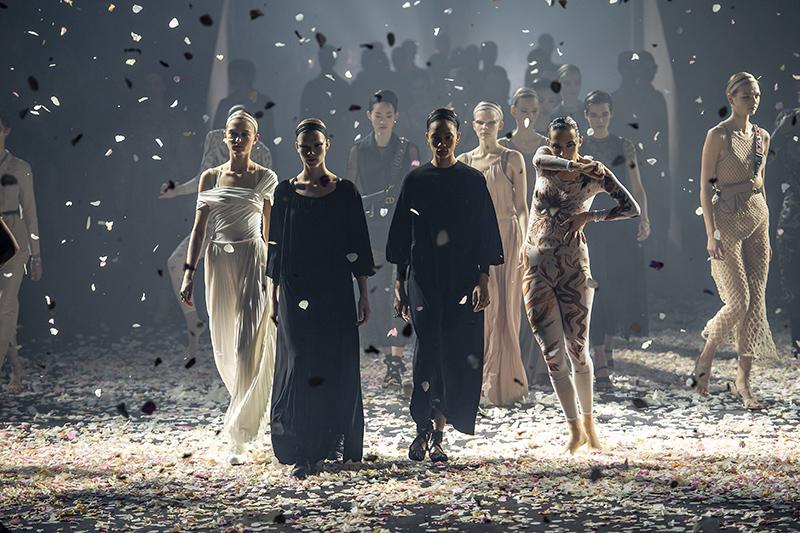 【巴黎時裝周】Dior的時尚舞蹈饗宴