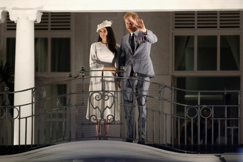 【王室成員氣派】Meghan Markle 穿優雅 「貼地」澳洲品牌
