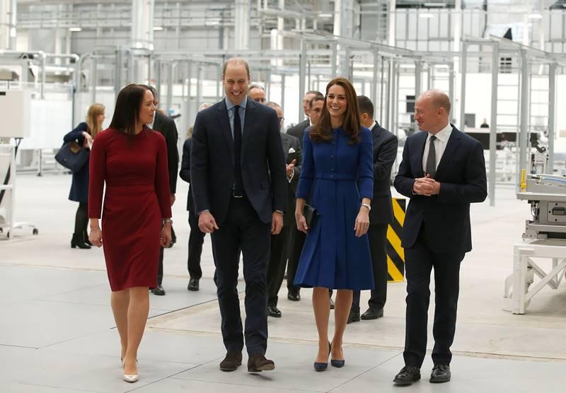 【王子妃喜歡藍】Kate Middleton 專屬的王室氣派