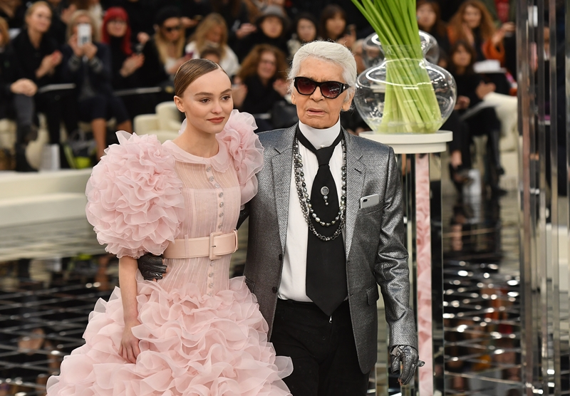 Karl Lagerfeld駕崩-難忘7個老佛爺打造的Chanel時裝騷場