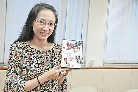 陳淑莊(Tanya)極力推介電影《窈窕淑女》予學習英文的人,因為主角的口音很易聽得懂,而且內容有趣。