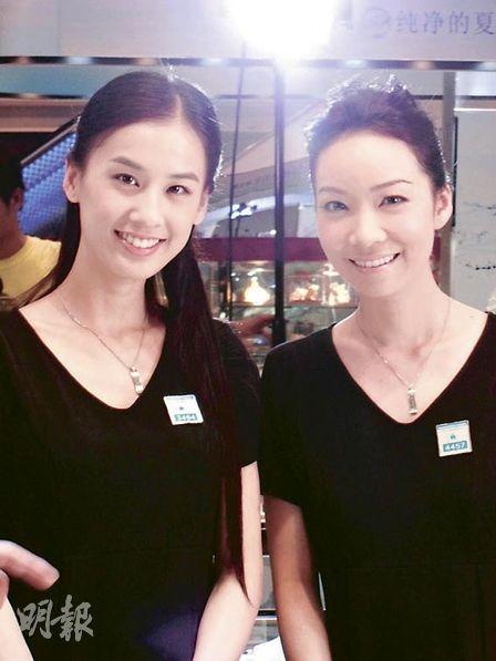 Chita with Eva Huang(photo from Chita)