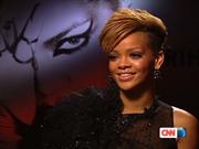 CNN 名人專訪:Rihanna