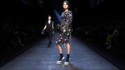 DOLCE & GABBANA Fashion Show - Autumn Winter 2011/12 (法新社)