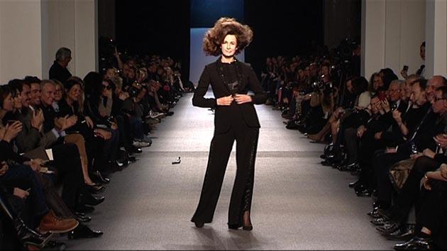Jean Paul Gaultier Fashion Show - Autumn Winter 2011/12 (法新社)