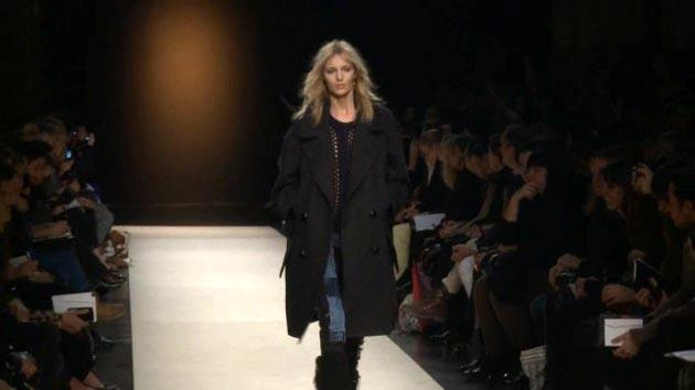 Isabel Marant Fashion Show - Autumn Winter 2011/12 (法新社)