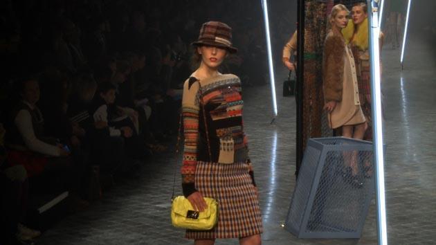 Sonia Rykiel Fashion Show - Autumn Winter 2011/12 (法新社)
