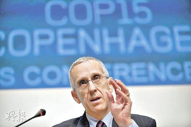 A US representative adressed the 2009 COP15 climate change conference in Copenhagen.