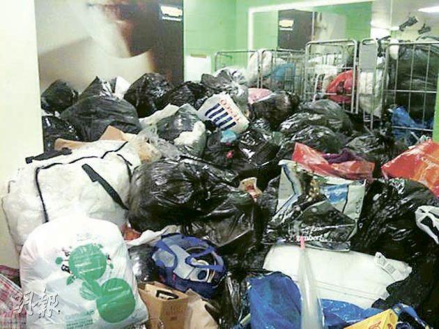 Donations for those affected by riots have been pouring into a Tottenham donation centre over the past three days.