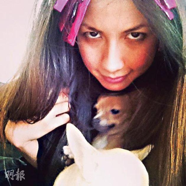 Helga & I