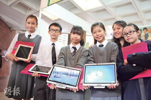 年輕一代要提高競爭力,就要提高電腦科技知識及技術,與時並進。