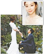 裴勇俊與朴秀珍上月底結婚,朴秀珍可謂覓得超級筍盤。