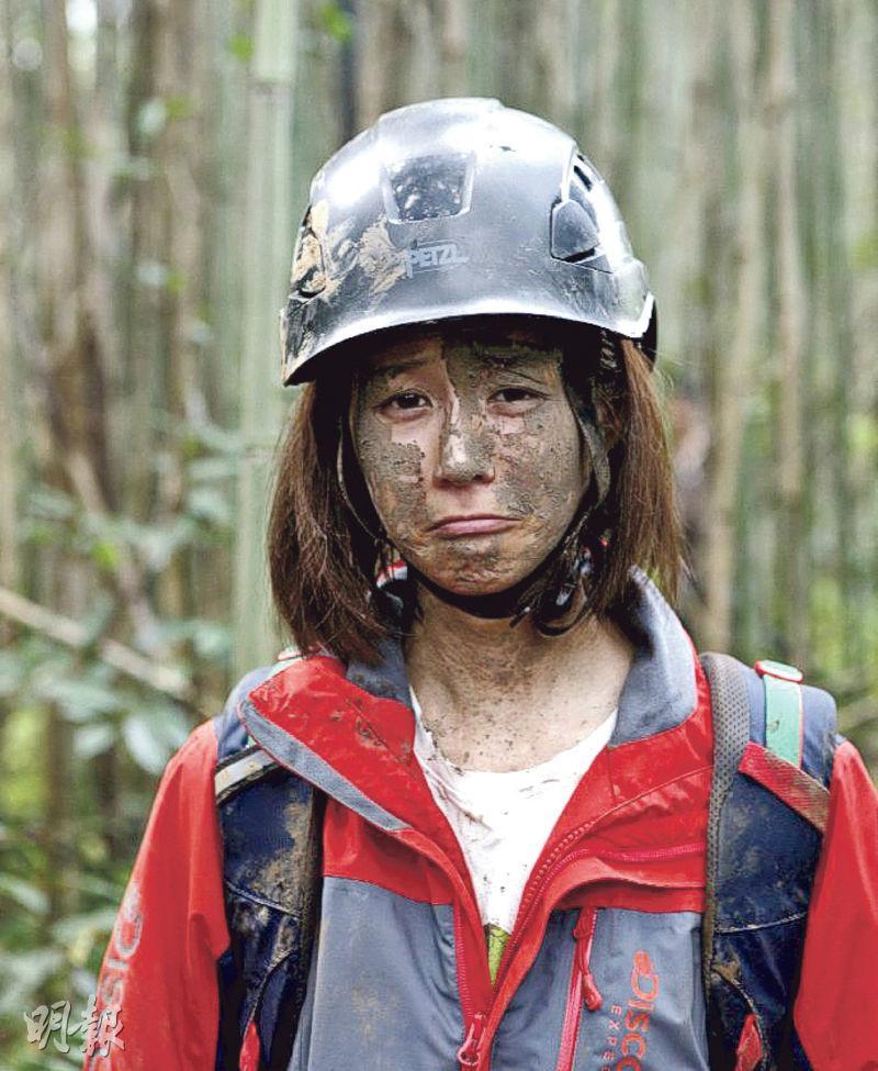 在《武則天》演奸妃的張鈞甯,估不到在真人騷節目表現非常勇敢,更樂於助人。