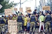 近年有大批難民進入歐洲,他們情願被驅趕也不願回國。