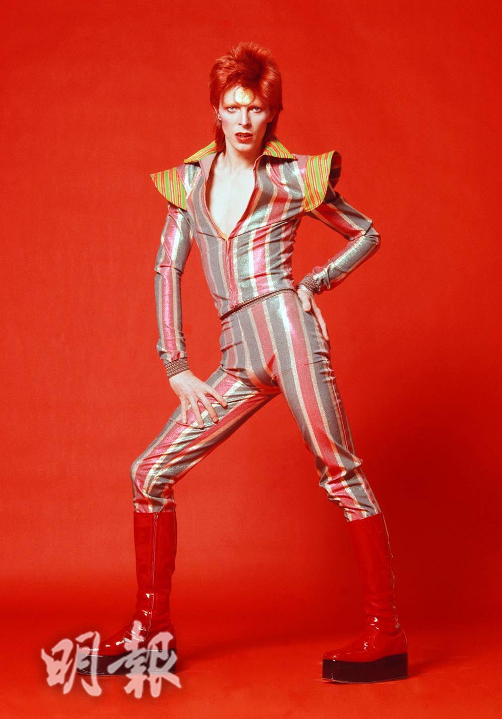 David Bowie (資料圖片)