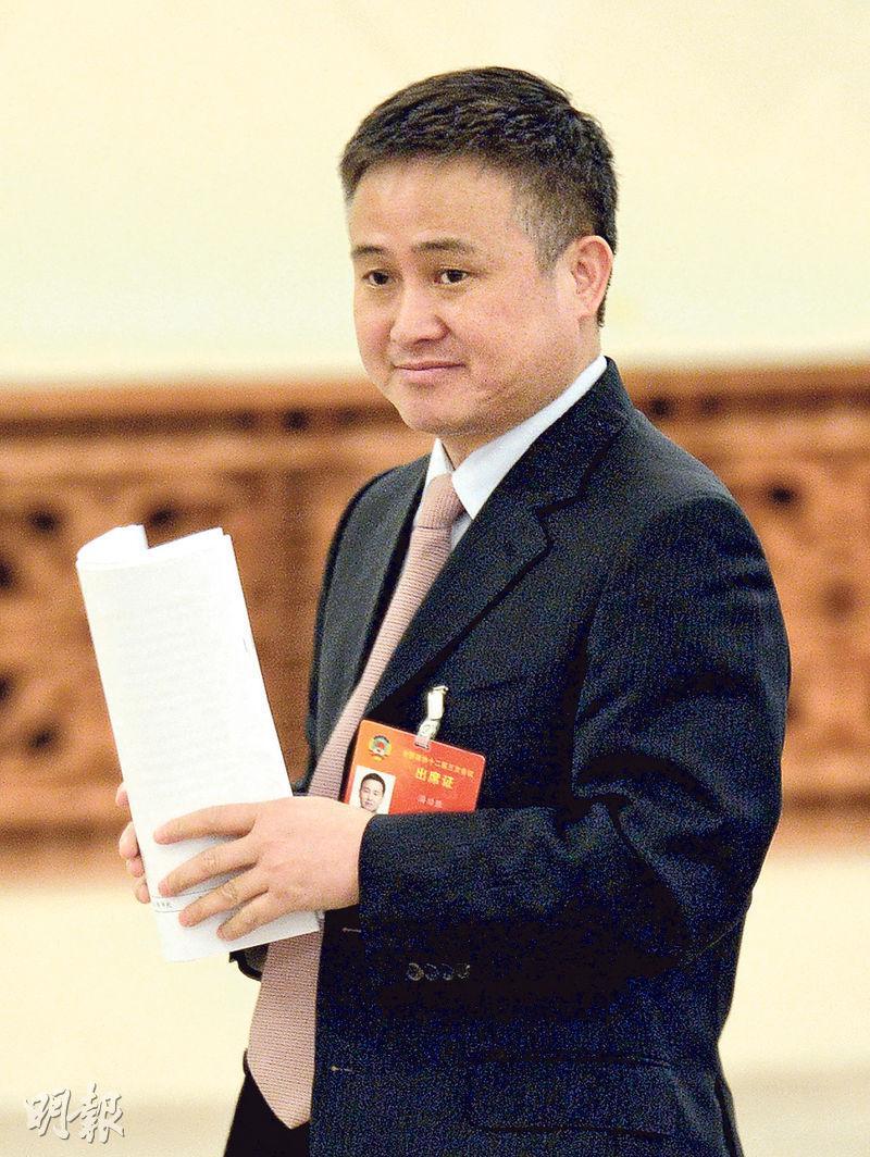 外匯管理局局長潘功勝