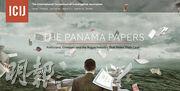 國際調查記者同盟(ICIJ)牽線下全球近400名記者參與巴拿馬文件調查。