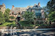 美國總統奧巴馬明年卸任後,預料將入住圖中位於華盛頓卡洛拉馬區的豪宅。(網上圖片)