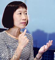 匯豐私人銀行董事總經理兼投資策略亞洲區主管范卓雲認為,現在是市場信心最薄弱的時候,卻同樣是最適合入市的時候,新興市場股票將會跑贏。(劉焌陶攝)