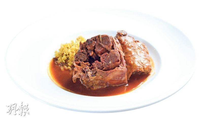 Modern day lamb stew (Mingpao Photo)