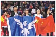 剛剛結束的第六屆DOTA2國際邀請賽(TI6)中,中國戰隊Wings擊敗美國戰隊DC奪冠,獲得約912萬美元(約7113萬港元)獎金。(網上圖片)