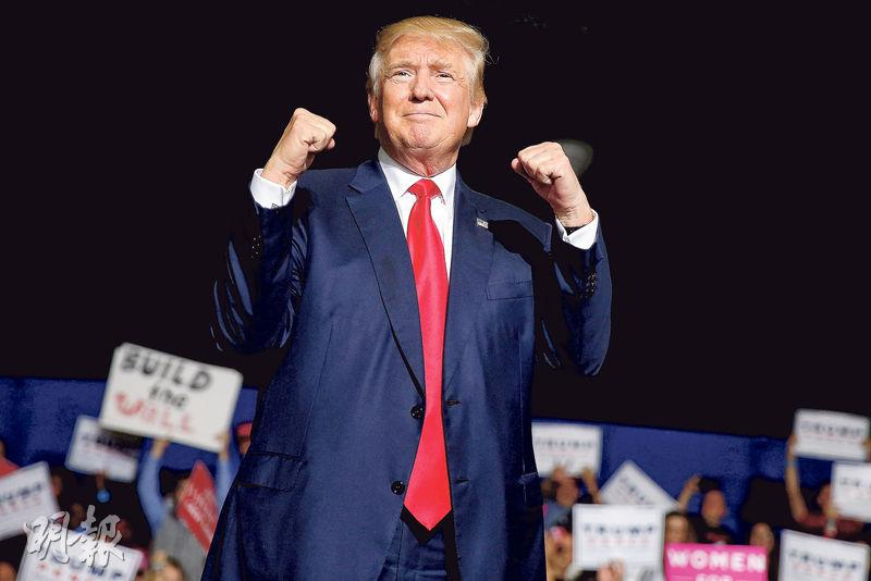 政治素人特朗普擊敗一眾建制精英取得黨提名總統候選人資格,反映美國政治及社會自2008年金融海嘯已生鉅變。(路透社)