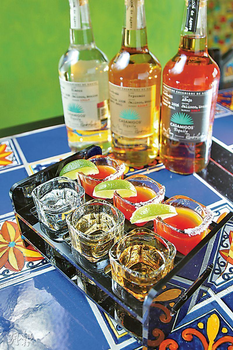 Not wine: tequila (Mingpao Photo)