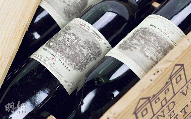 Wine (Mingpao Photo)