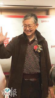 施永青表示,隨着樓市於新春後轉佳,他亦轉軚睇好樓市,預計今年整體樓價可升一成。(甘潔瑩攝)