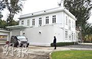 財政司長官邸修葺工程預計下月完成,修葺費預算83萬元,包括39萬元用作修復建築物和地台等。(鄧宗弘攝)