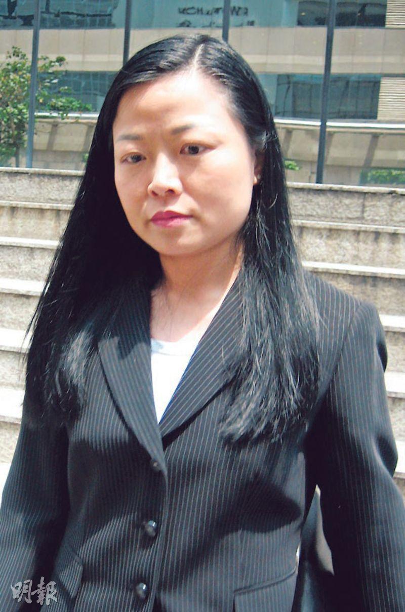 在廉署內有「女神探」之稱的李寶蘭,署任執行處首長近一年後,2016年7月突被取消署任,她其後辭職。(資料圖片)
