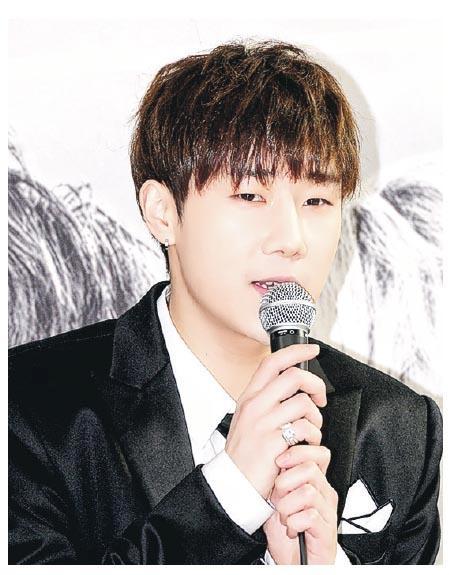 Infinite成員聖圭因工受傷,暫定休養一個月,粉絲都表示擔心。
