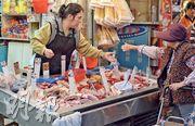 有凍肉公司在巴西肉進口禁令實行後仍出售標示來自巴西的急凍肉。