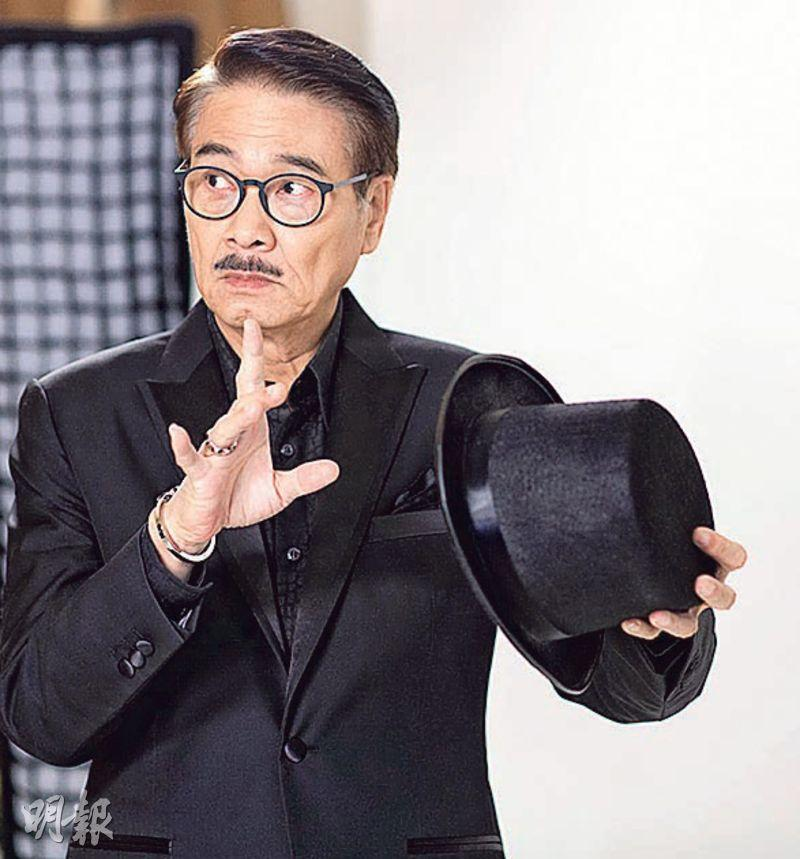 吳孟達憑《導火新聞線》爭奪今屆電影金像獎「最佳男配角」。