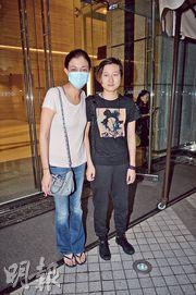 吳綺莉與女兒吳卓林再次大和解,兩人同患情緒病,現在一起接受治療。(攝影:娛樂組)