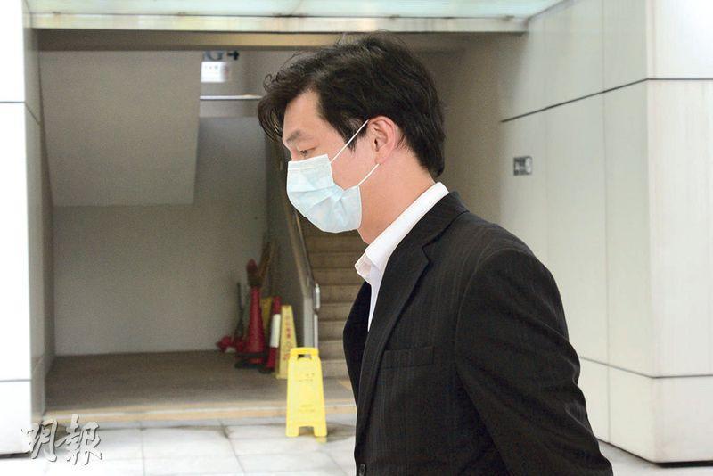 DR前醫生陳永崇(圖)供稱,他曾前往廣州一所醫院,學習涉案CIK療程,當地醫生表示,只要培植血製品時有做細菌測試,將該療程施行在正常健康的人身上是十分安全。(楊柏賢攝)