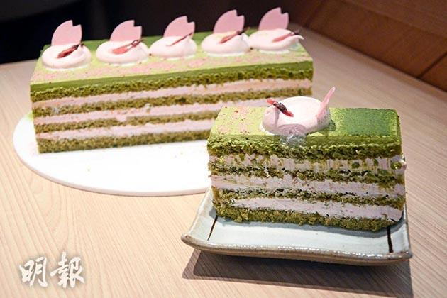 Cakes (Mingpao Photo)
