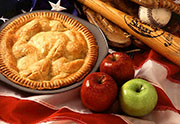 Apple pie (U.S. Department of Agriculture)
