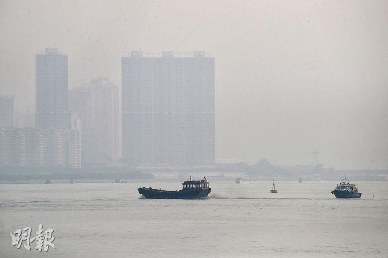 全球城市宜居度出爐,香港排名下跌兩位,跌至45位,報告指出,香港排名受到空氣污染和佔領行動後社會內部矛盾等因素影響。(資料圖片)