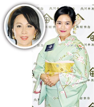 蘇麗珊與劉嘉玲(圓圖)先後飾演「阿寶」一角。(攝影/記者:楊安莉)
