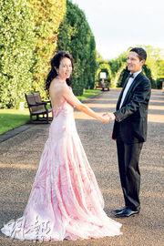 莫文蔚與丈夫攜手繼續下半場精彩人生。