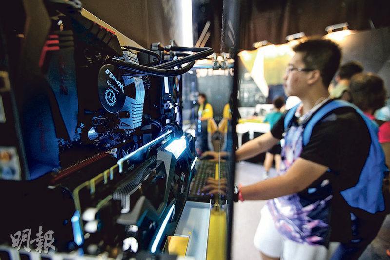 電競發展蓬勃帶動顯示卡業務發展,栢能近年涉足不同電競比賽,例如贊助香港電競音樂節。