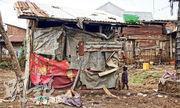 位於非洲剛果民主共和國東部的卡武穆村十分貧窮。(網上圖片)