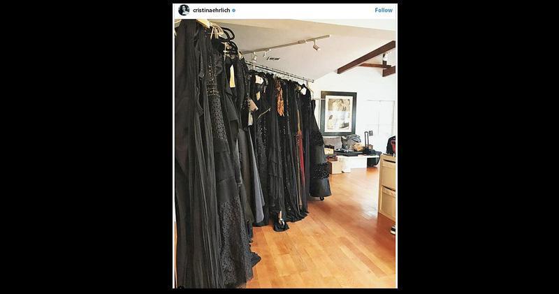 不少服裝名店都為金球獎出席者趕製黑色禮服。(網上圖片)