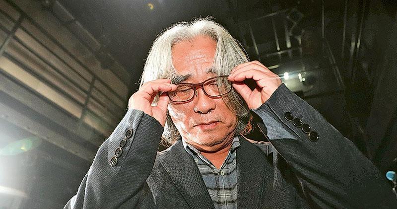 韓國著名劇作家李潤澤(圖)爆出性侵醜聞聲譽盡毁,坊間還要求當局徹查懲治和刪去教科書上其作品。(網上圖片)